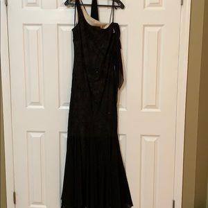 Women's full length gown